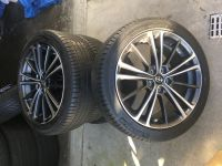 Scion rims and tires