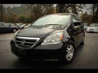 2007 Honda Odyssey 5dr Wgn EX-L w/RES