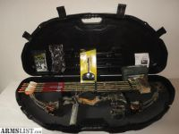 For Sale: Loaded Hoyt UltraTec XT2000 RH Compound Bow Package With Hard Case