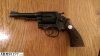 For Sale: 38spl Taurus Revolver