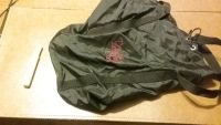 PAMPERED CHEF CONSULTANT'S BAG -- ZIPPERED, DRAWSTRING, STRAPS FOR TOTE/BACKPACK
