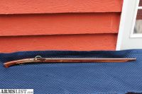 For Sale: Japanese musket.