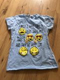 Emoji T-shirt - size M - porch pick up only