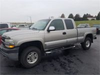 2001 Chevy 2500 Heavy Duty Ext. Cab