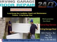 Need quality Garage Door Installation and Repair Service | Call us (972-999-9322)
