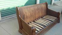 Belgean Oak Sofa & Love Seat Frames