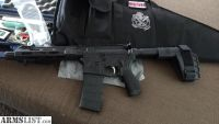 For Sale: Springfield Saint AR Pistol 556