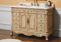 """James Martin Corwin Collection Solid Wood 48"""""""