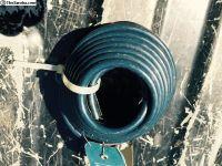 NOS L633 VW Blue fender beading