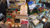 Lots of Scrapbooking Supplies - Many New Items