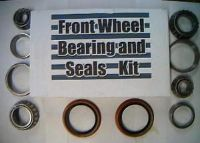 Sell 4 front wheel bearings,2 seal Studebaker 1961 1962 1963 1964 1965 1966 motorcycle in Duluth, Minnesota, United States, for US $37.49