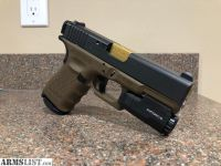 For Trade: Glock 19 Gen 4 FDE (Not Cerakote)