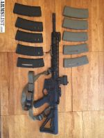 For Sale: Spikes Tactical Crusader Custom AR15 PLUS EXTRAS! $ 900 OBO