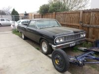 chevrolet 1964 el camino Project
