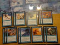 MTG Weatherlight Lot of 16 Blue inc. Abjure Tolarian Drake