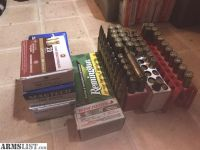 For Sale/Trade: Mix of random ammo; 380, 22WMR, 32acp, 270 win, 8mm, 7mm rem, 300 win mag, 7.62x51, 308.