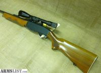 For Sale: Remington 742 woodsmaster 30.06 Balvar scope