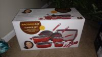 Rachel Ray 14pc cookware new in box