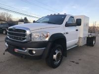 2008 Dodge Ram 5500 DUALLY DIESEL CUMMINS HAULER