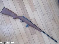 For Sale: Marlin .22 model 89c
