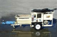 Gunite Machines, Mortar Mixers and Shotcrete Pump Equipment for Sale