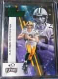 AARON RODGERS STAR GAZING 6/10 MINT GREEN BAY PACKERS