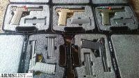 For Sale/Trade: Set of NIB Keltec PMR 30's .22 magnum