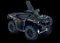 2018 Can-Am Outlander Mossy Oak Hunting Edition 1000R Utility ATVs Wilkes Barre, PA