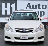 2010 Subaru Legacy 2.5i Limited AWD 4dr Sedan CVT