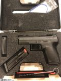 For Sale: Selling Brand new in box CZ P-10C Black 9mm