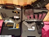 For Sale/Trade: Springfield xde/Sig p238