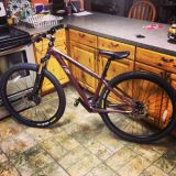 2011 Felt Nine Mountain Bike (29er)