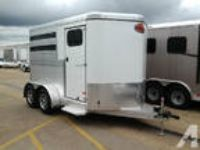 2015 Sundowner Super Sport 2 Horse Trailer