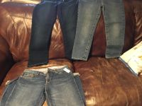 Lot of girls 12 Plus jeans