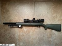 For Trade: Ruger Hammer Forged 22LR Target 10/22 with .920 20 bull barrel