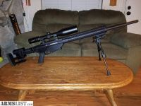 For Sale: Kruger Precision Rifle .243 with Burris scope