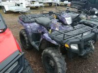2006 Polaris Sportsman 500 H.O. EFI Browning Hunter Edition Utility ATVs Wisconsin Rapids, WI