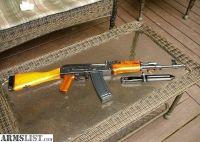 For Sale: NORINCO AK47 MODEL 84S 223 CAL