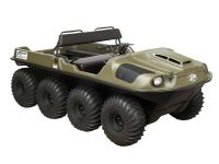2016 Argo 8x8 Frontier EFI Utility ATVs Barre, MA