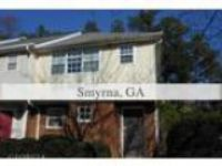 Foreclosure Condominium for sale in Smyrna GA