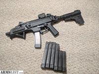 For Sale: CZ Scorpion Evo