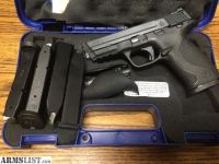 For Trade: M&P 9mm Apex