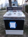 Gas stove .. works