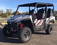 2018 Yamaha Woverine X4 SE Sport-Utility ATVs Cambridge, OH
