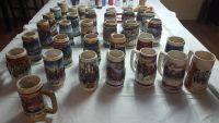 Budweiser Holiday Stein Collection