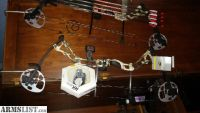 For Sale/Trade: Brand new Diamond Prism compound bow will trade for 22 rifle or other hunting guns