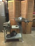 """Vintage Delta Table Saw/ Jointer Comb. """"All"""" Cast"""