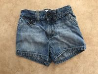 Old Navy jean shorts 18-24 month toddler girl - play condition