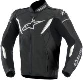 Find Alpinestars GP-R Perforated Leather Men's Riding Jacket (Black/White, Size 54) motorcycle in Hialeah, Florida, United States, for US $350.99