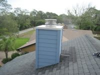 Chimney leak repair Jacksonville Florida 904.221.5981